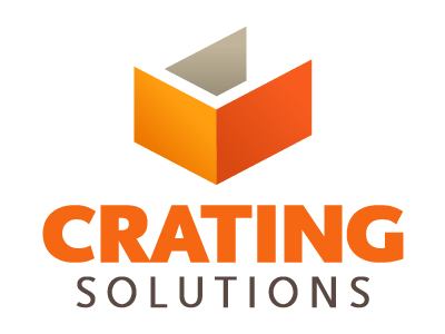 Logo design for Crating Solutions